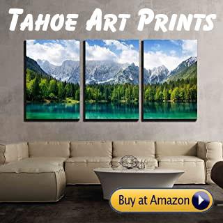 Tahoe prints